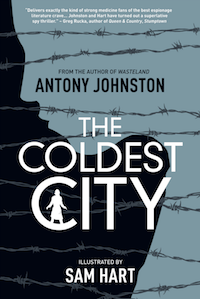 Cover of the book The Coldest City